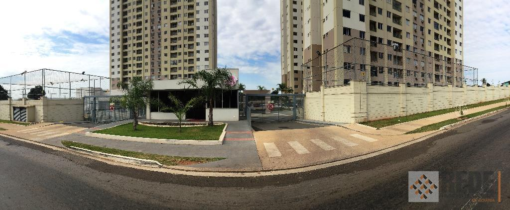 ED. YES BURITI  Aptº 1001-F, Conjunto Cruzeiro do Sul, Aparecida de Goiânia.