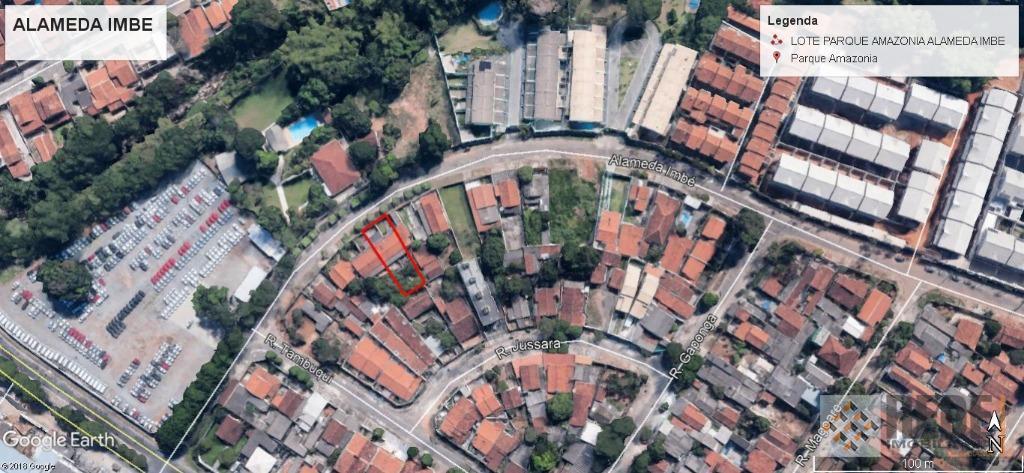 Terreno residencial à venda, Parque Amazônia, Goiânia.