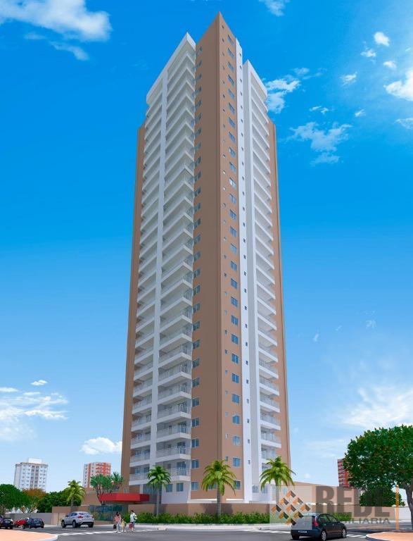 Apartamento residencial à venda, com 3 suítes sendo 2 americanas - Parque Amazônia, Goiânia.