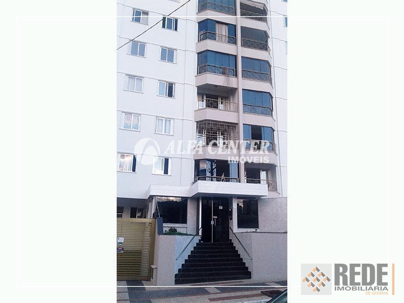Apartamento com 3 dormitórios à venda, 79 m² por R$ 260.000 - Setor Pedro Ludovico - Goiânia/GO