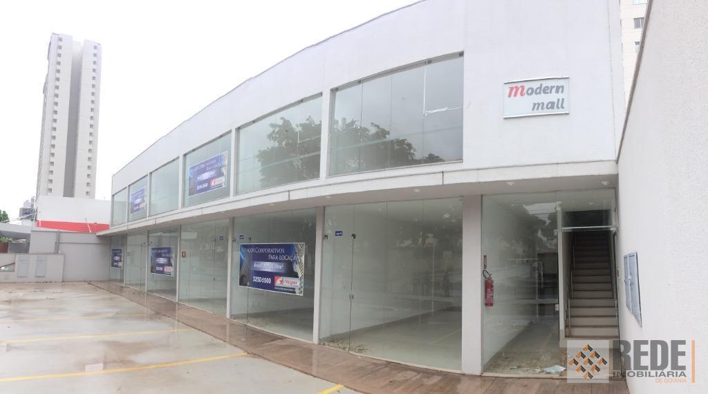 Loja para alugar, 30 m² por R$ 3.750/mês - Parque Amazônia - Goiânia/GO