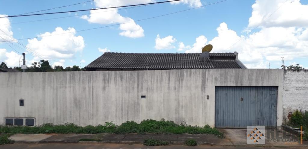 Casa com 3 dormitórios à venda, 81 m² por R$ 190.000 - Setor Faiçalville - Goiânia/GO