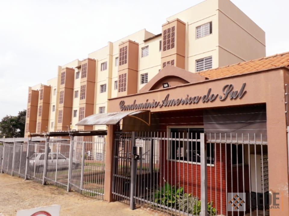 Apartamento com 2 dormitórios à venda, 58 m² por R$ 128.000 - Setor dos Afonsos - Aparecida de Goiânia/GO