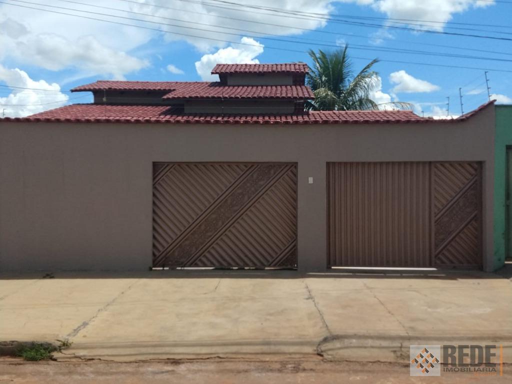 Casa com 3 dormitórios à venda por R$ 320.000 - Garavelo Residencial Park - Aparecida de Goiânia/GO