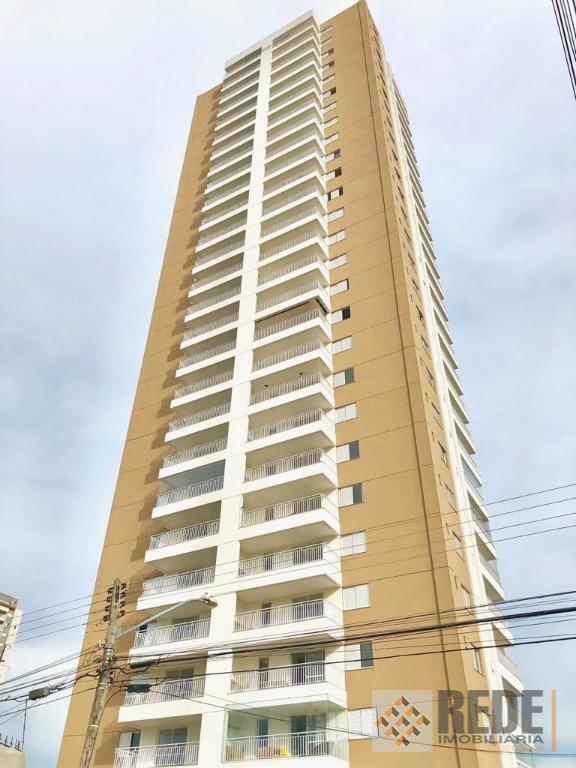 Apartamento com 3 dormitórios à venda, 92 m² por R$ 420.000 - Parque Amazônia - Goiânia/GO