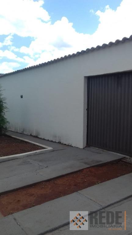 Casa com 2 dormitórios à venda, 83 m² por R$ 280.000 - Cidade Vera Cruz - Aparecida de Goiânia/GO