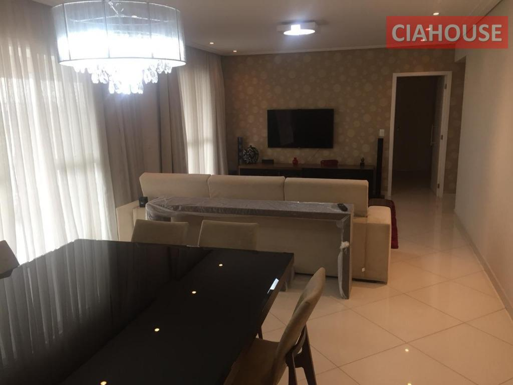 Apartamento à venda, 156 m² por R$ 750.000 - Jardim das Indústrias - São José dos Campos/SP