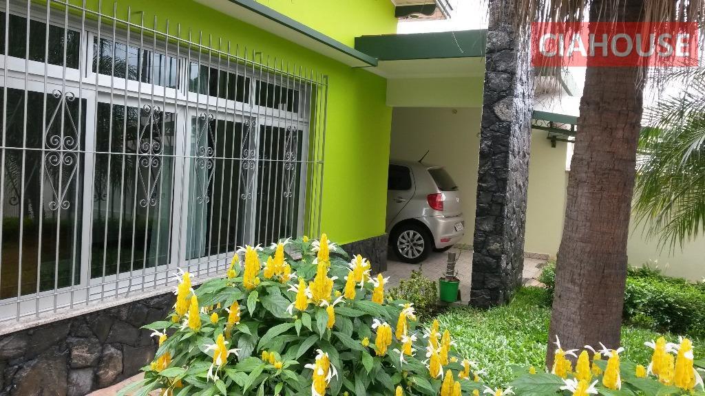 Casa à venda, 270 m² por R$ 720.000 - Santana - São José dos Campos/SP