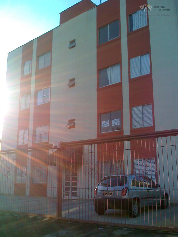 Apartamento residencial para locação, Jardim Interlagos, Campinas - AP0094.