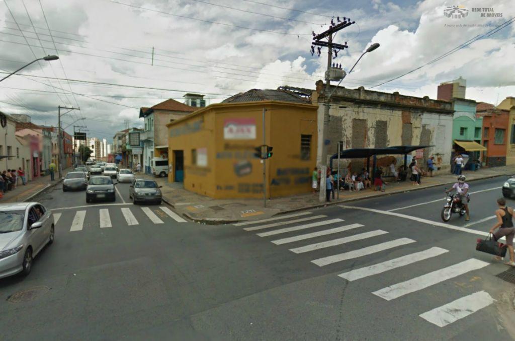 Área comercial à venda, Botafogo, Campinas.