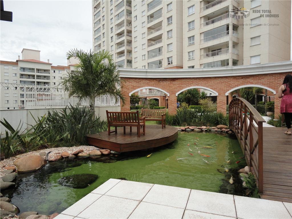 Apartamento residencial à venda, Mansões Santo Antônio, Campinas - AP0180.
