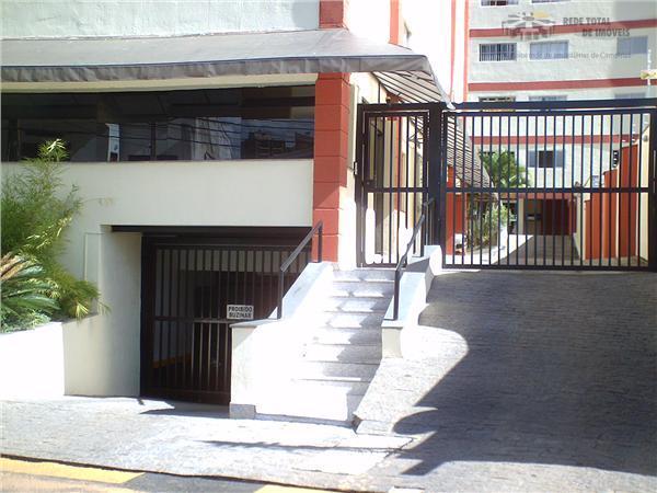 Apartamento Residencial para locação, Botafogo, Campinas - AP1856.