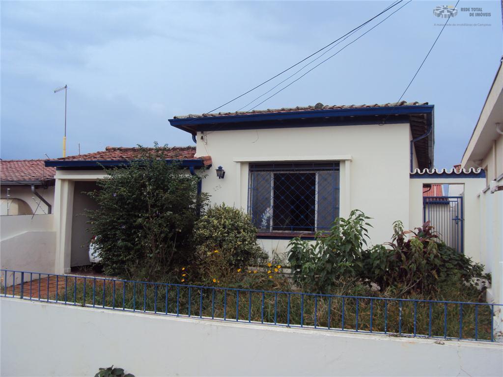 Casa residencial à venda, Jardim Leonor, Campinas - CA4846.