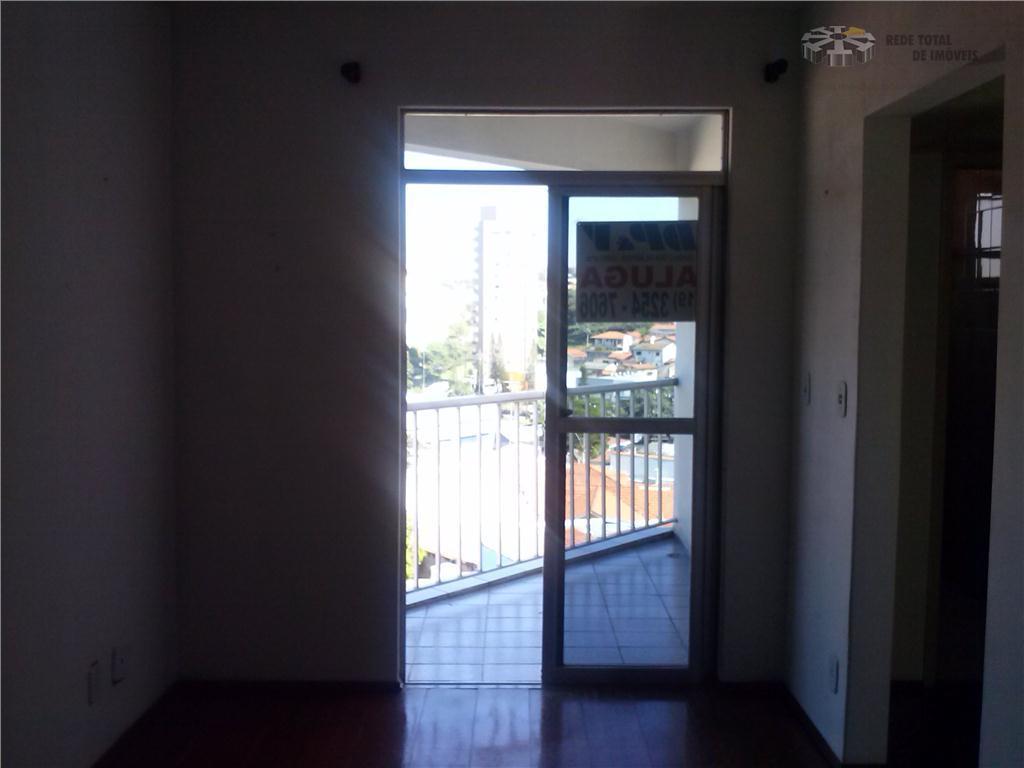 Apartamento residencial para locação, Vila Lemos, Campinas.
