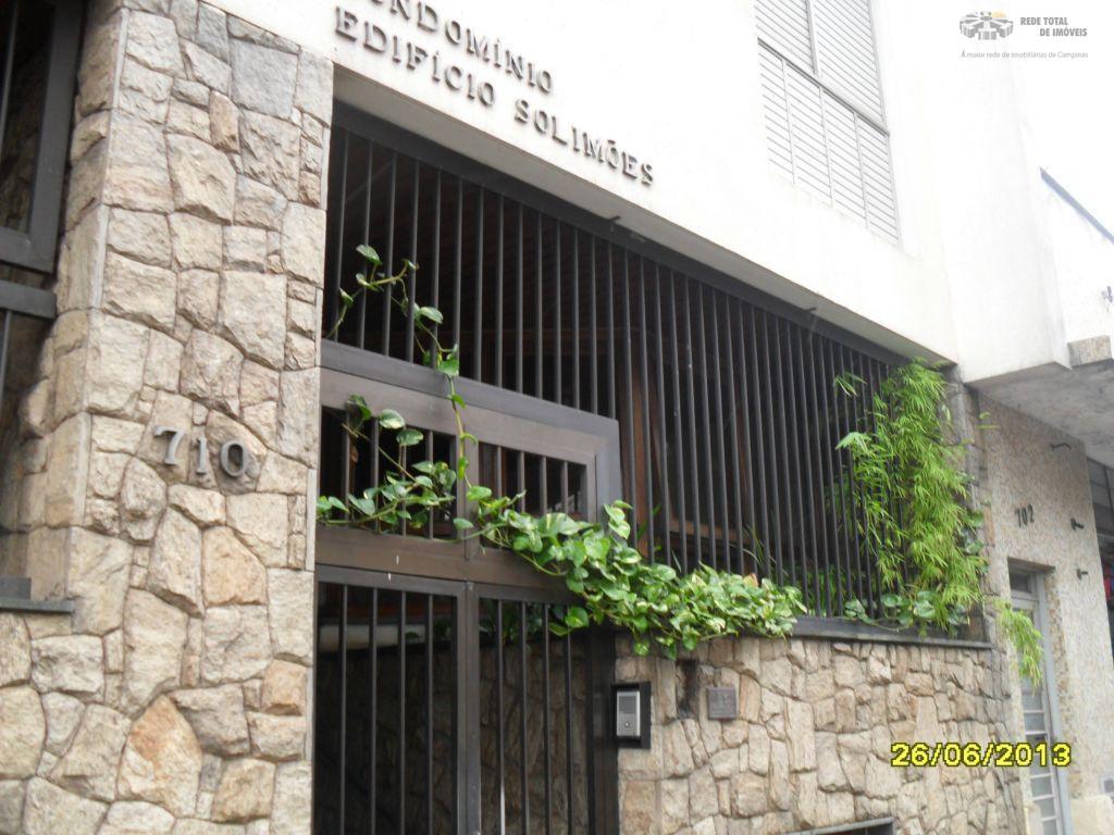 Kitnet residencial para locação, Centro, Campinas - KN0161.