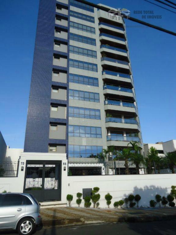 Apartamento Residencial à venda, Cambuí, Campinas - AP0358.