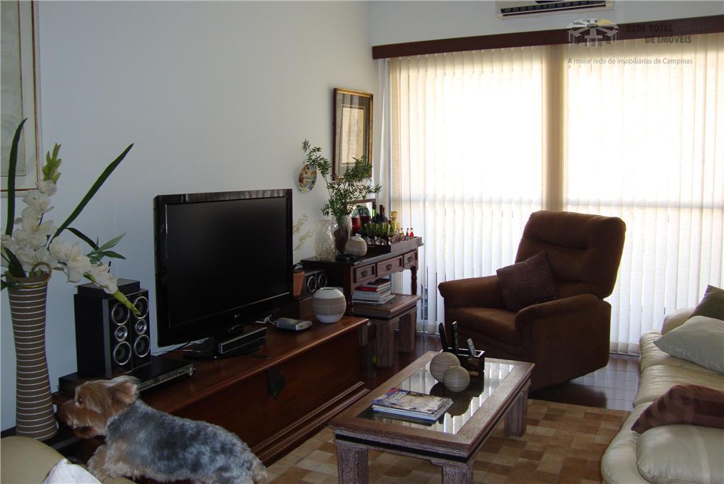 Apartamento residencial à venda, Jardim Flamboyant, Campinas - AP0344.