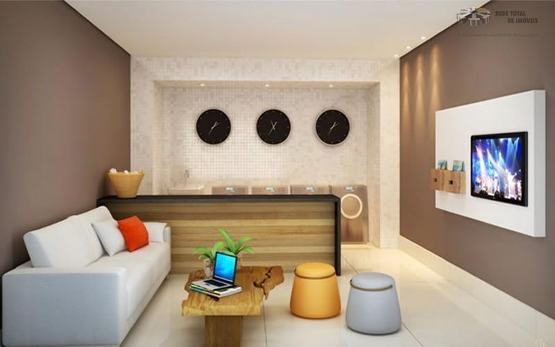 Apartamento residencial à venda, Centro, Campinas - AP9094.