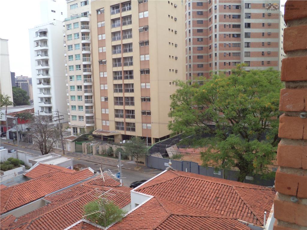 Apartamento residencial para locação, Cambuí, Campinas - AP1539.