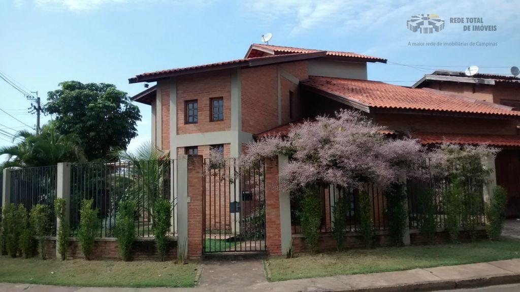 Casa residencial à venda, Barão Geraldo, Campinas