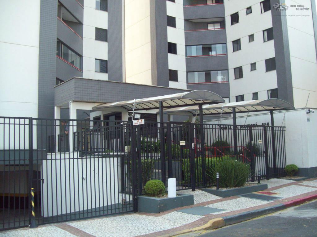 Apartamento residencial para locação, Vila João Jorge, Campinas.
