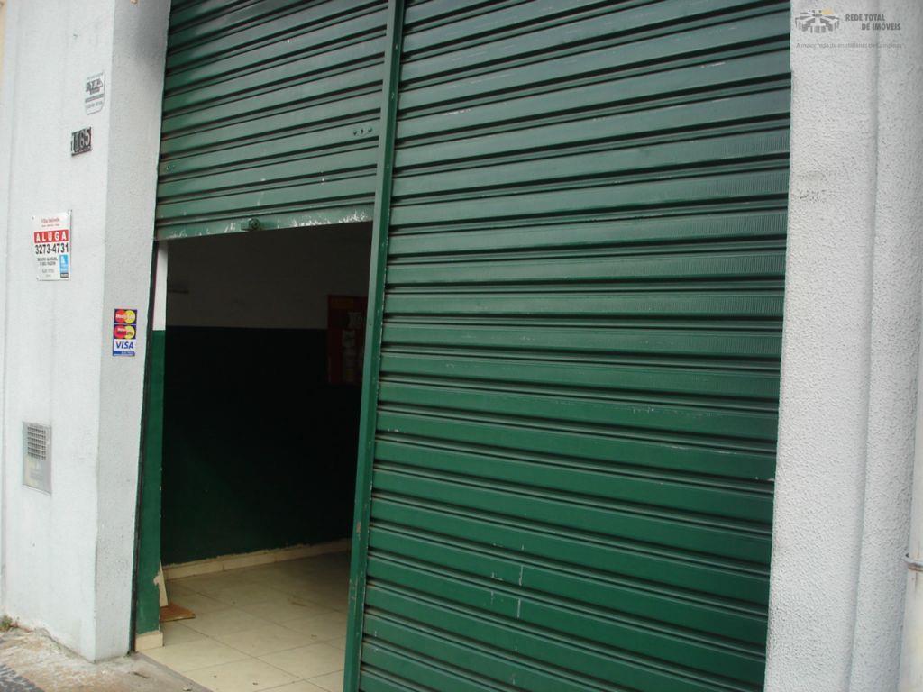 Barracão  comercial para locação, Vila Industrial, Campinas.