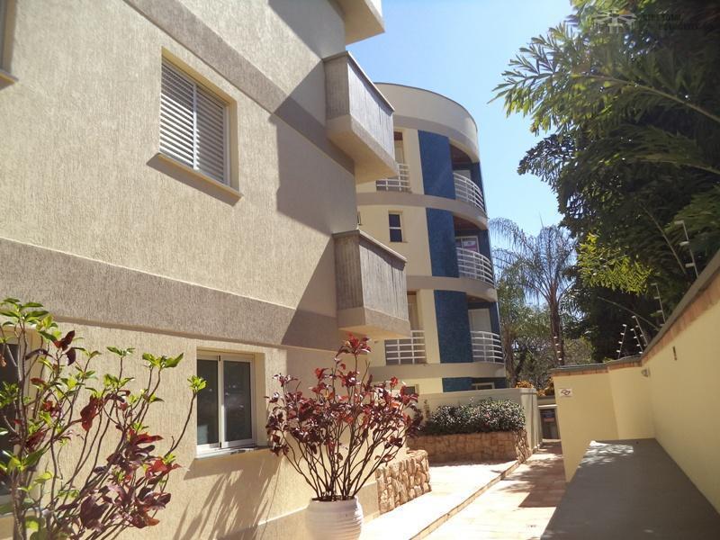 Apartamento residencial para locação, Jardim Santa Genebra II (Barão Geraldo), Campinas - AP0740.
