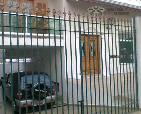 Casa residencial à venda, Jardim Margarida, Campinas.