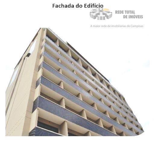 Sala comercial para venda e locação, Jardim Chapadão, Campinas.