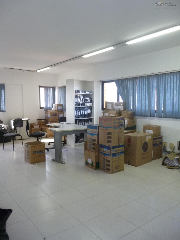 Sala comercial para locação, Jardim Chapadão, Campinas.