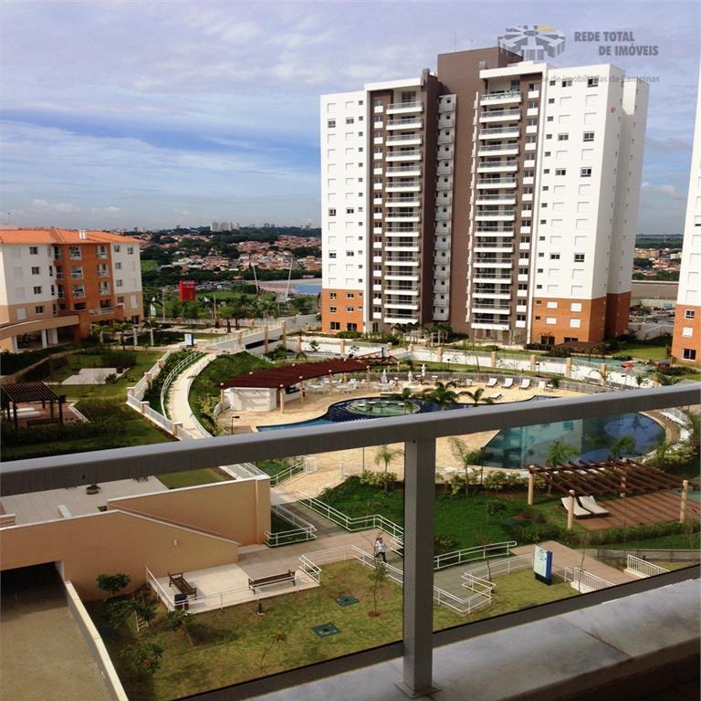 Apartamento residencial para venda e locação, Parque das Flores, Campinas.