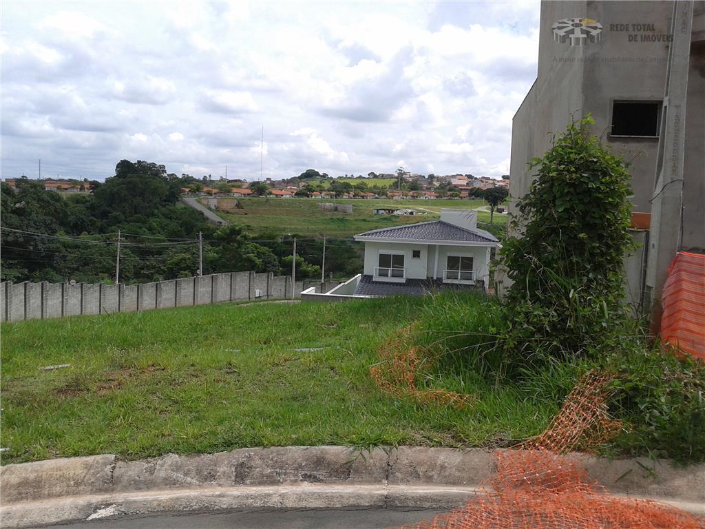 Terreno residencial à venda, Swiss Park, Campinas - TE2460.