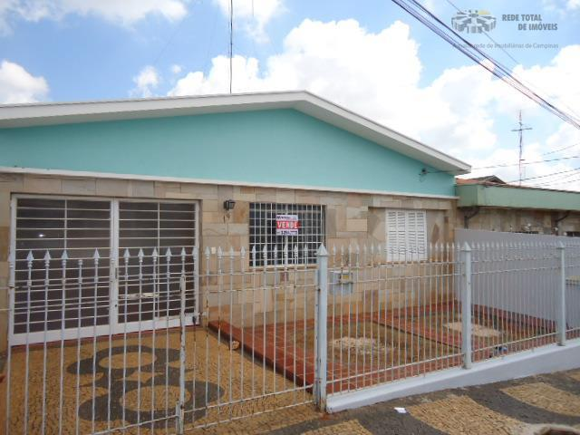 Casa residencial para venda e locação, Taquaral, Campinas - CA0273.