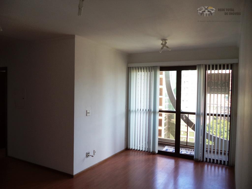 Apartamento residencial à venda, Mansões Santo Antônio, Campinas.