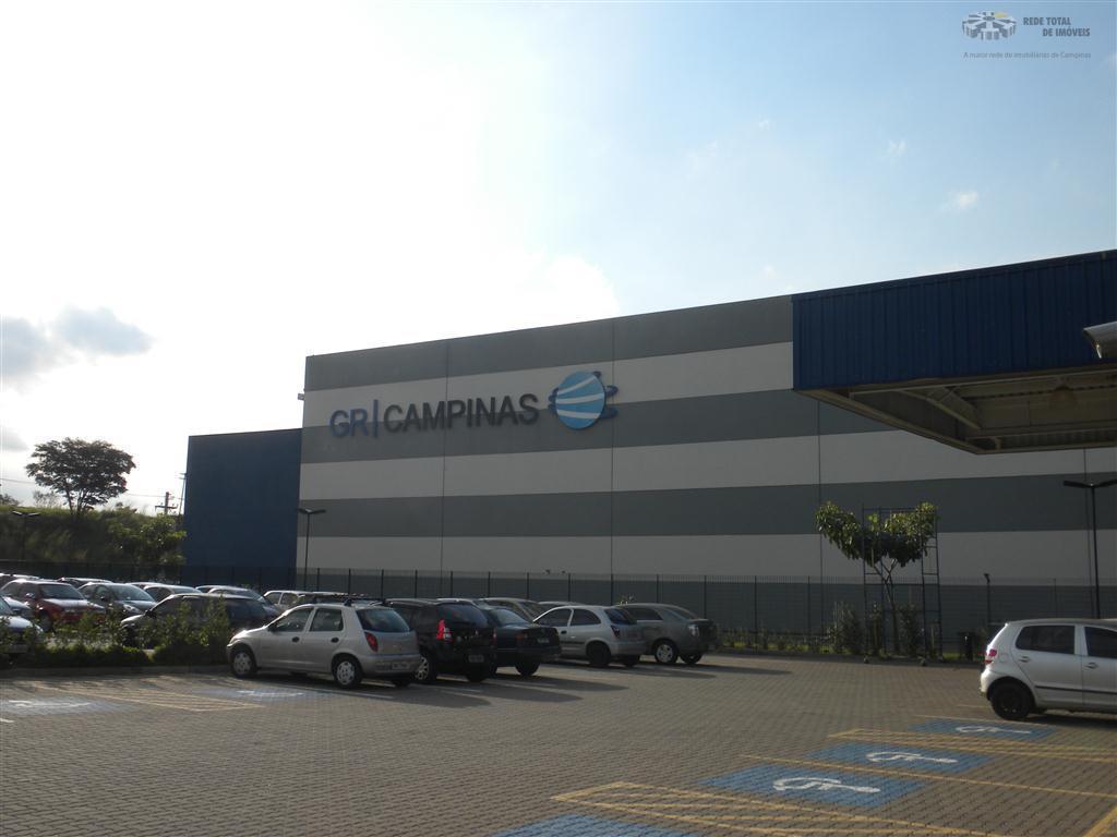 Galpão industrial para locação, Parque Cidade Campinas, Campinas - GA0384.