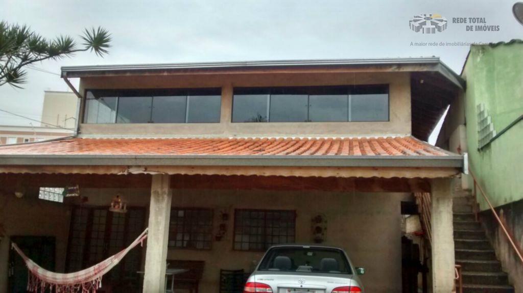 Casa residencial à venda, Parque Prado, Campinas - CA0738.