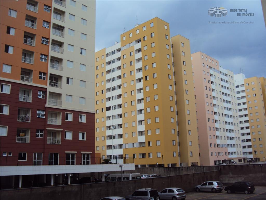 Apartamento residencial à venda, Parque Itália, Campinas - AP12045.