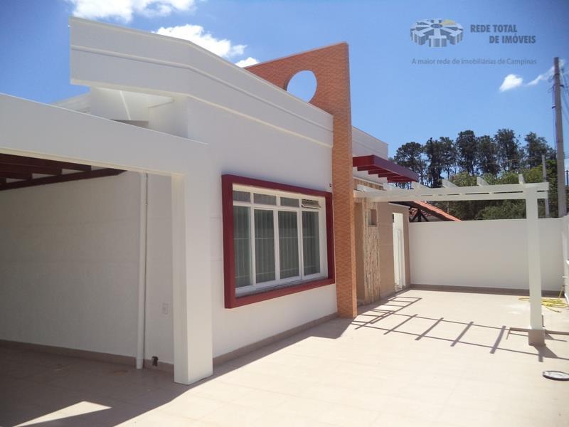 Casa residencial para venda e locação, Cidade Universitária, Campinas - CA1287.