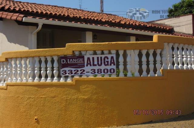 Casa residencial para locação, Jardim Nova Europa, Campinas - CA8788.