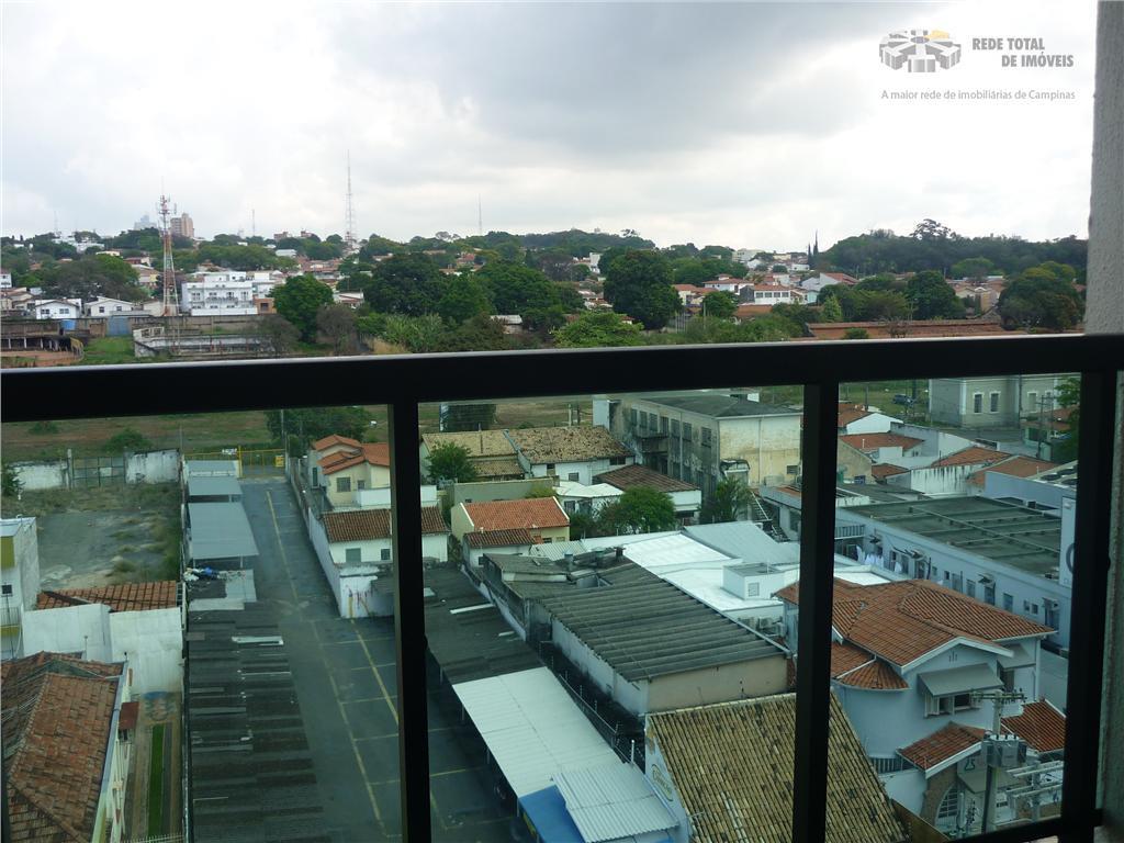 Apartamento residencial para locação, Jardim Guanabara, Campinas - AP2504.