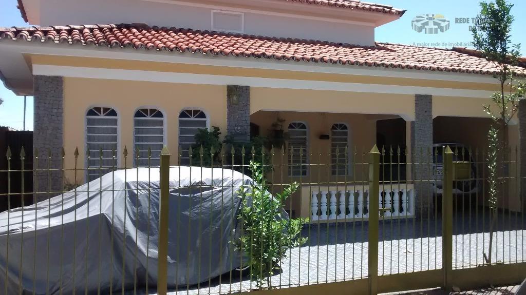 Casa residencial à venda, Botafogo, Campinas - CA9006.