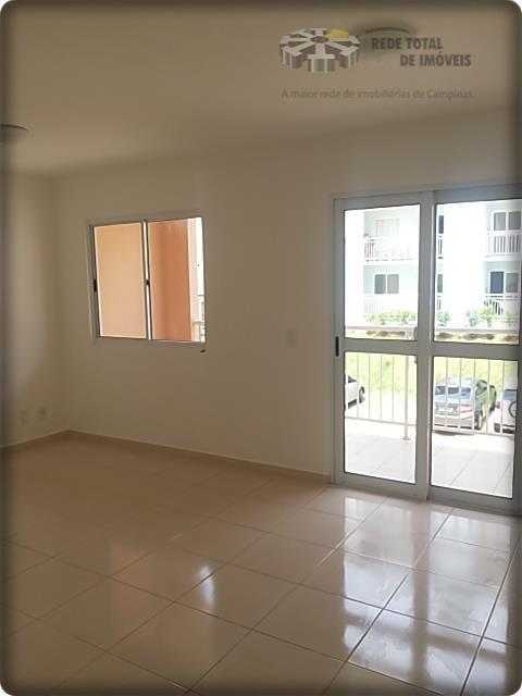Apartamento residencial para locação, Loteamento Remanso Campineiro, Hortolândia - AP12554.