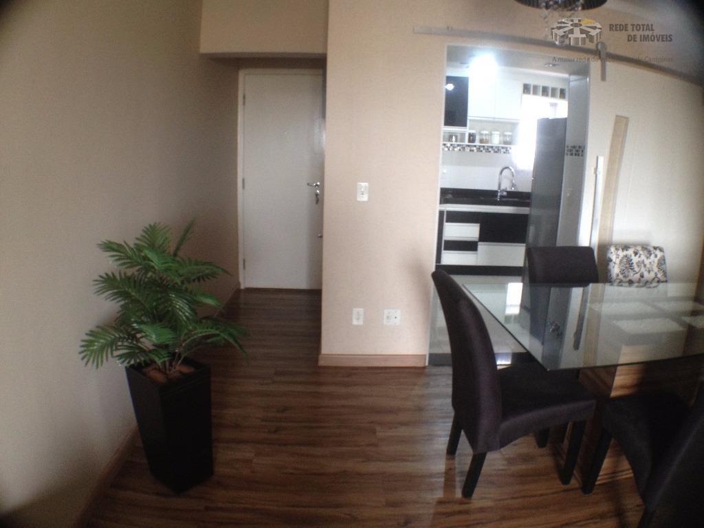 Apartamento residencial à venda, Bonfim, Campinas - AP4735.