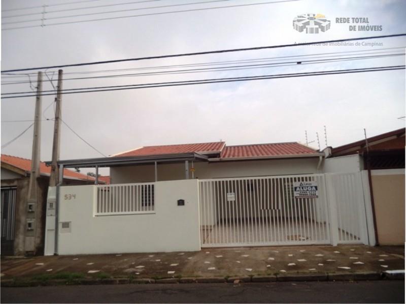 Casa residencial para locação, Jardim Santa Genebra II (Barão Geraldo), Campinas - CA2531.