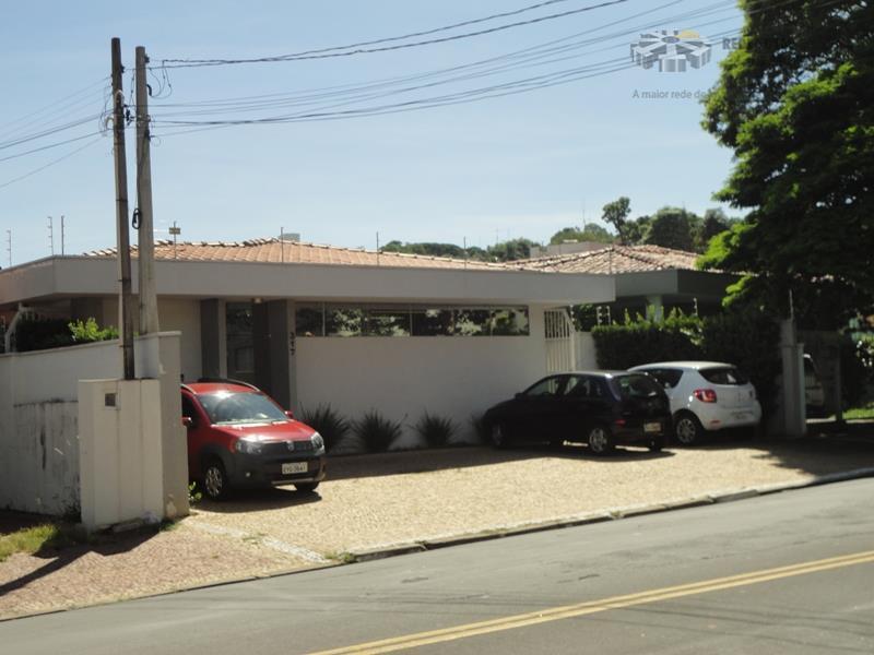 Casa comercial para locação, Chácara da Barra, Campinas - CA3763.