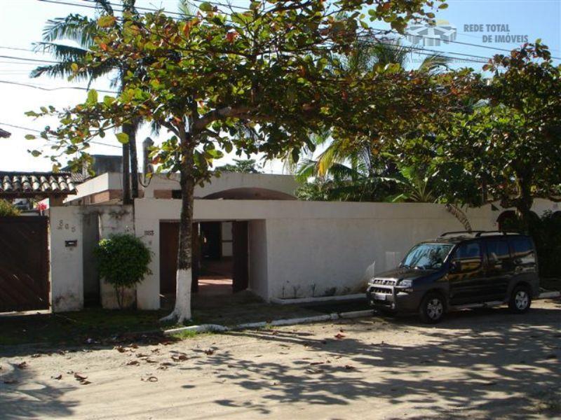 Casa residencial à venda, Balneário Cidade Atlântica, Guarujá.