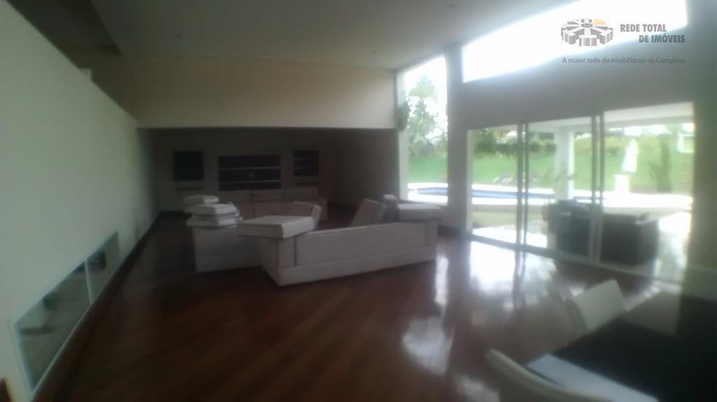 Casa residencial para venda e locação, Gramado, Campinas - CA1023.