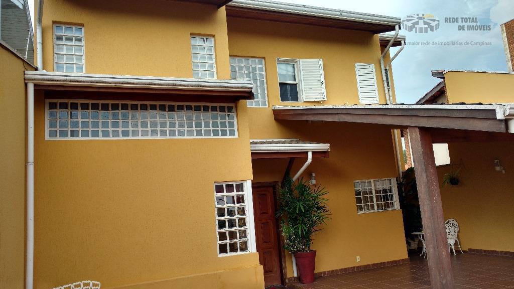 Sobrado residencial à venda, Cidade Universitária, Campinas - SO0008.
