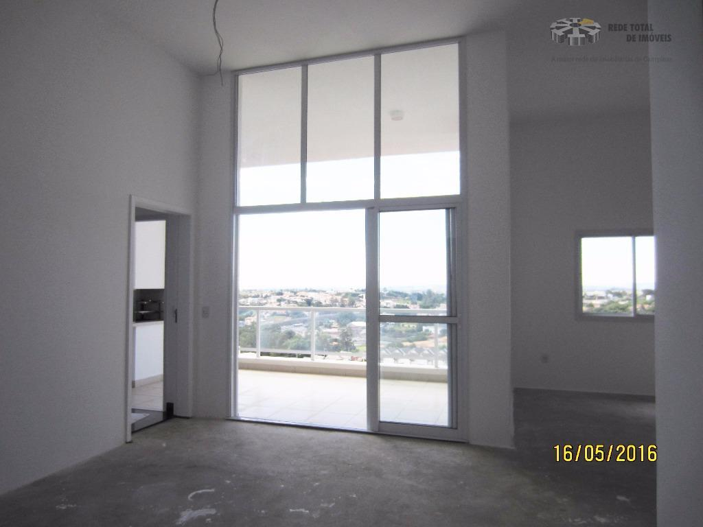 Apartamento residencial à venda, Mansões Santo Antônio, Campinas - AP1341.