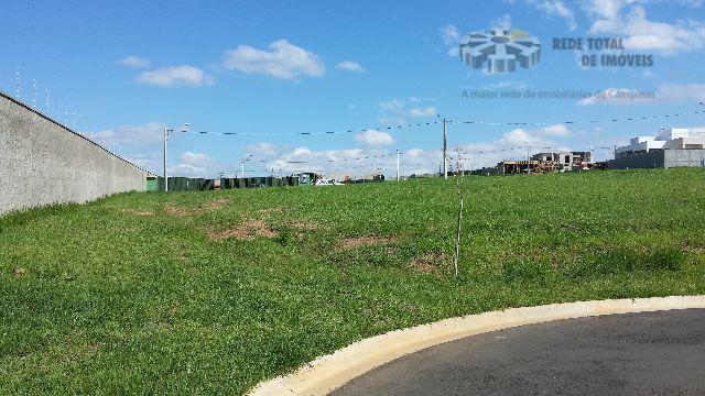 Terreno residencial à venda, Loteamento Parque dos Alecrins, Campinas - TE1020.